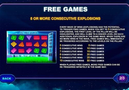 Правила игры в Sacred Stones онлайн