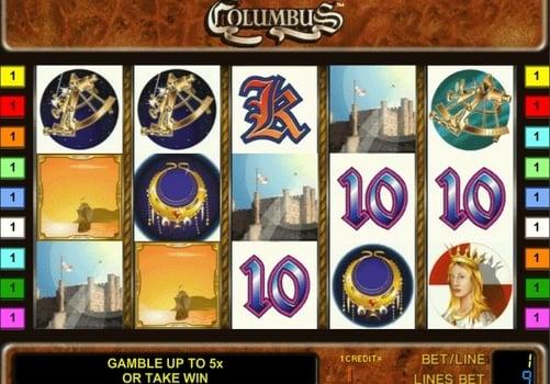 Игровые автоматы на деньги с выводом Columbus