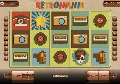Игровые автоматы с выводом реальных денег Retromania