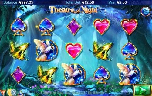 Играть в автоматы на деньги с выводом - Theatre of Night