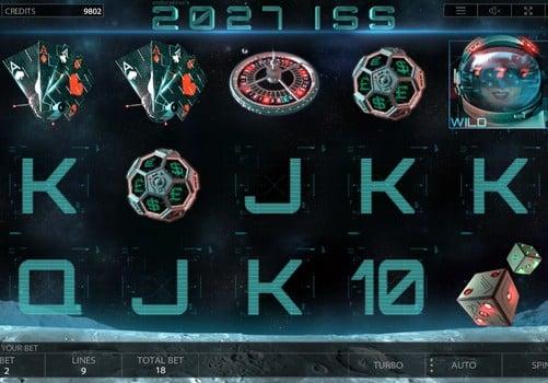 Игровые автоматы на реальные деньги с выводом — 2027 ISS