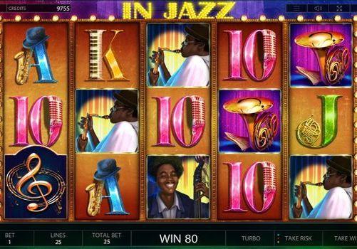 Игровые автоматы на реальные деньги с выводом — In Jazz