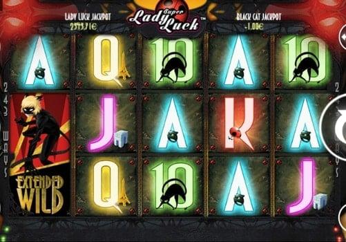 Игровые автоматы онлайн с выводом денег - Super Lady Luck