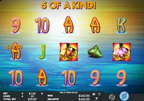 Игровые автоматы с выводом денег - Lucky Dragon Boat