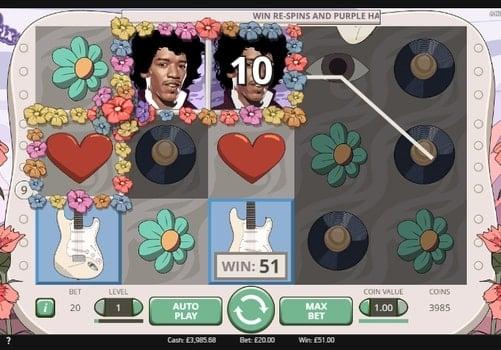 Игровые автоматы на деньги с выводом Jimi Hendrix онлайн