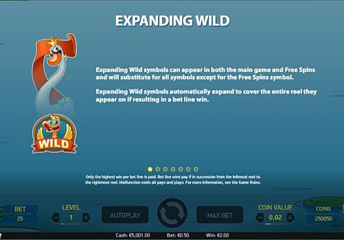 Wild онлайн слоте Scruffy Duck