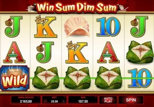Игровые автоматы с выводом денег - Win Sum Dim Sum