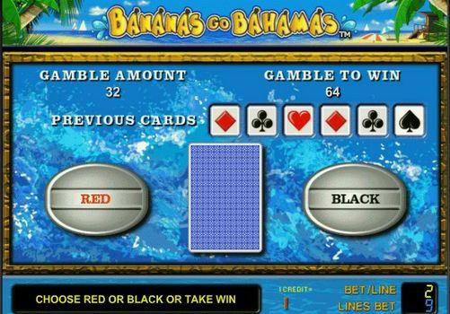 Игровой автомат Bananas go Bahamas с выводом реальных денег