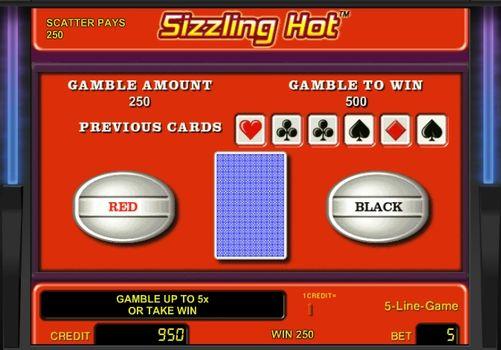 Игровой автомат с выводом Sizzling Hot онлайн