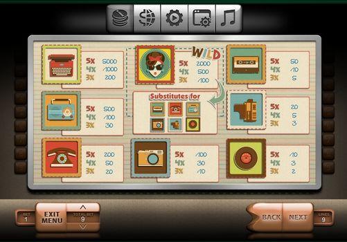 Игровой автомат Retromania онлайн с выводом денег